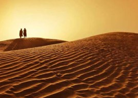 Тайны пустыни