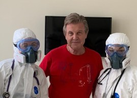 Лещенко попросили «выматываться из больницы»
