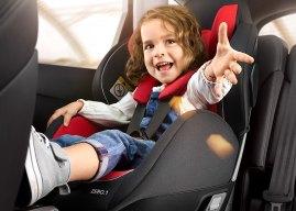 Безопасность ребенка в авто