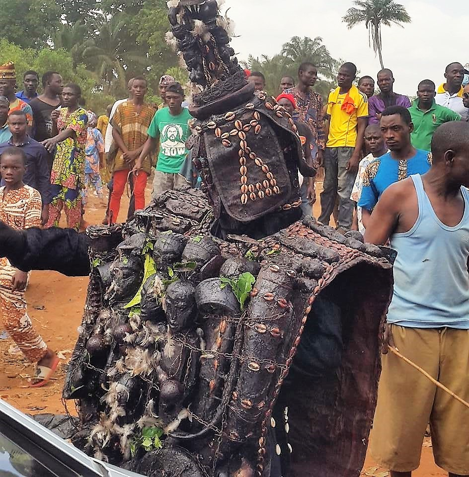 CrossRoads = RingSide Seat... - Chief Yagbe Awolowo Onilu