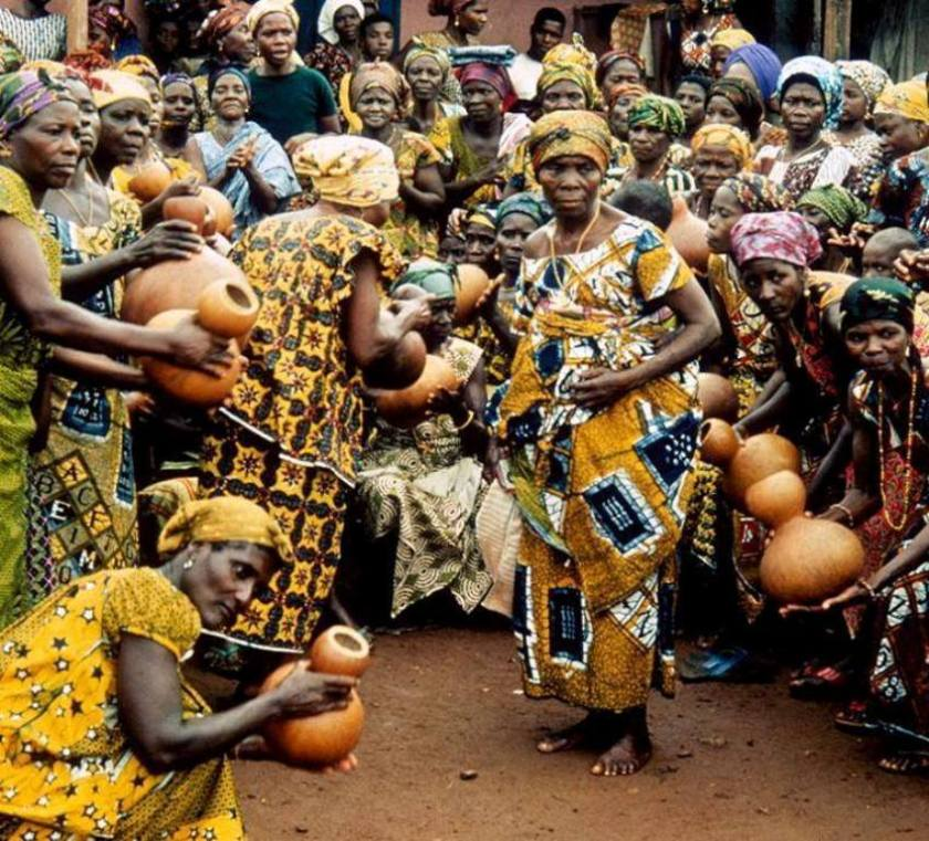 women of the calabash