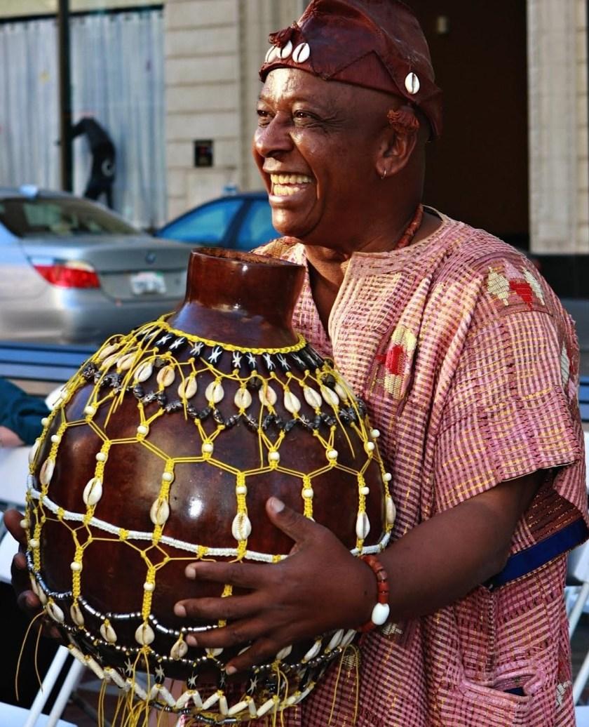 chief Yagbe Awolowo Onilu