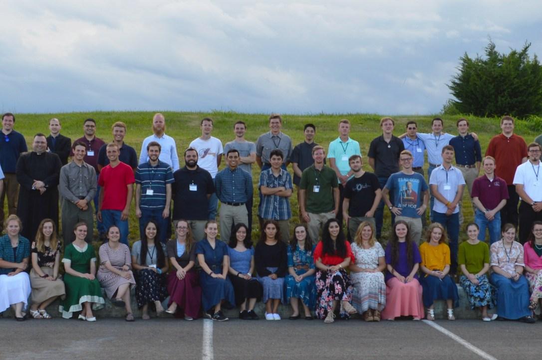 Group photo 2020 straightened