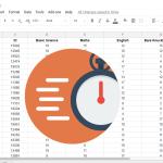 google sheets efficiency