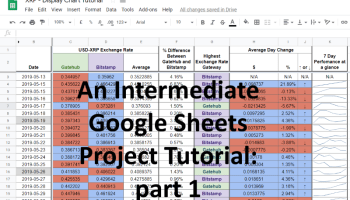 How do I lock certain cells in a formula in Google Sheets