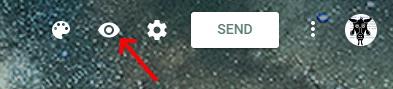 Google Form Preview Button
