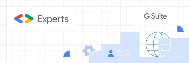 Google Developer Expert Banner Gsuite