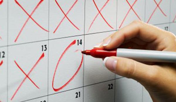 Сколько дней должно быть между месячными, какой должен быть цикл?