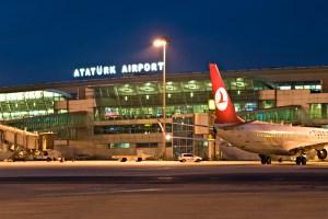 مطار اسطنبول الدولي