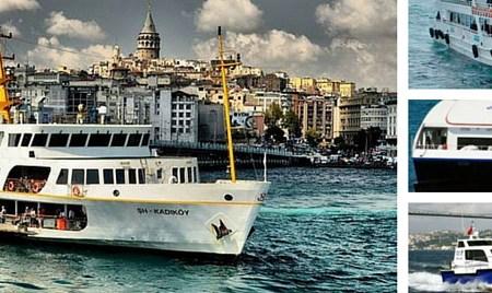 المواصلات في اسطنبول (2) المواصلات البحرية