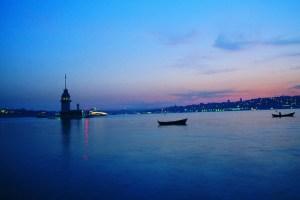 برج الفتاة في اسطنبول