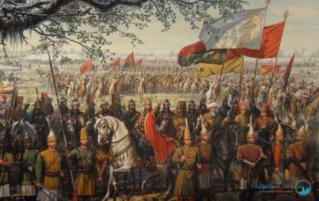 بانوراما اسطنبول 1453 وفتح القسطنطينية