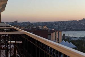 الاطلالة من في فندق بيرا جميرا اسطنبول