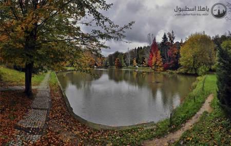 متنزه وغابة اتاتورك اسطنبول