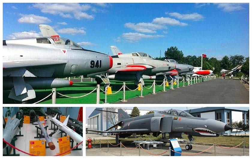 متحف الطيران التركي