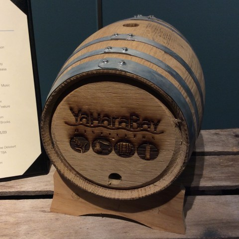 Yahara Bay Age Your Own Whiskey Barrel