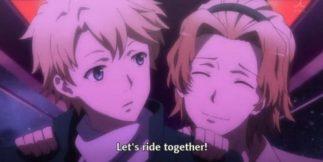 Tobe Kakeru (戸部 翔) is relying on Hayama Hayato (葉山 隼人) to ride together at the amusement park. (Yahari Ore no Seishun Love Comedy wa Machigatteiru. Yahari Ore no Seishun Love Come wa Machigatteiru. Yahari Ore no Seishun Rabukome wa Machigatte Iru. Oregairu My Youth Romantic Comedy Is Wrong, as I Expected. My Teen Romantic Comedy SNAFU Yahari Ore no Seishun Love Comedy wa Machigatteiru. Zoku Yahari Ore no Seishun Love Come wa Machigatteiru. Zoku Oregairu Zoku My Teen Romantic Comedy SNAFU TOO! やはり俺の青春ラブコメはまちがっている。 やはり俺の青春ラブコメはまちがっている。続 俺ガイル 果然我的青春戀愛喜劇搞錯了。 果然我的青春戀愛喜劇搞錯了。續 ep9)