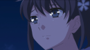 Yukinoshita Haruno (雪ノ下 陽乃)'s sadness because her sister, Yukinoshita Yukino (雪ノ下 雪乃) is still the same. (Yahari Ore no Seishun Love Comedy wa Machigatteiru. Yahari Ore no Seishun Love Come wa Machigatteiru. Yahari Ore no Seishun Rabukome wa Machigatte Iru. Oregairu My Youth Romantic Comedy Is Wrong, as I Expected. My Teen Romantic Comedy SNAFU やはり俺の青春ラブコメはまちがっている。 俺ガイル 果然我的青春戀愛喜劇搞錯了。 ep 9)