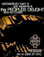 PEOPLE'S DELIGHT M23 MAY 2015