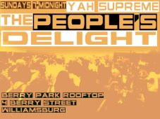 THE PEOPLE'S DELIGHT web
