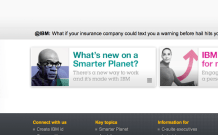 IBM Smarter Planet Yah Supreme