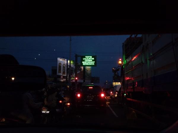 Redmi 4A - Night Photo