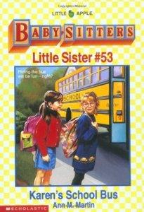 Babysitters Club Little Sister