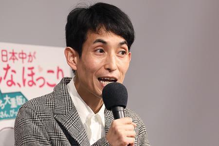 矢部太郎の画像