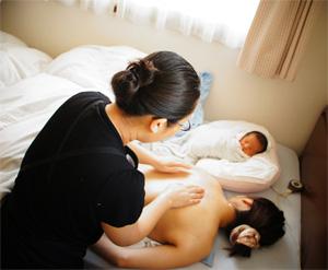 産後のケア