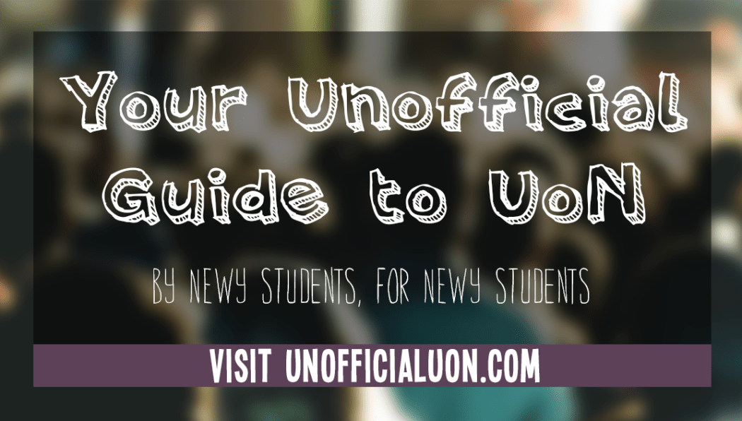 Your Unofficial Guide to the University of Newcastle. By Newy students, for Newy students. Visit the website at www.unofficialuon.com