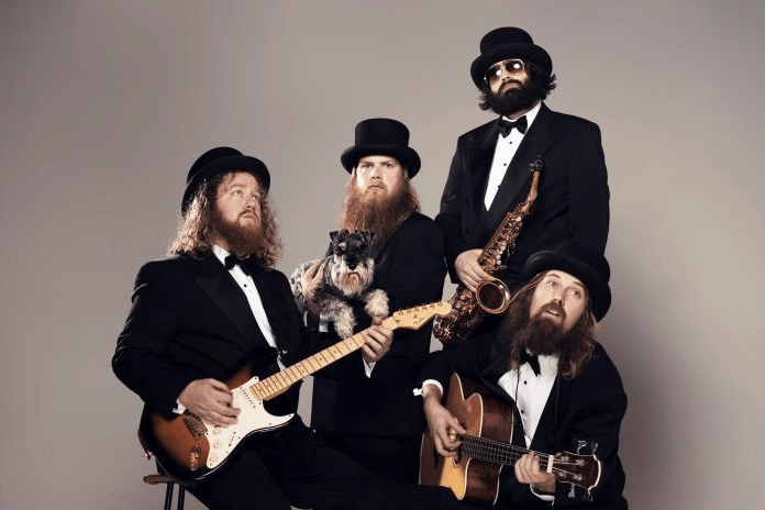 The Beards will be playing at Bar on the Hill on July 23