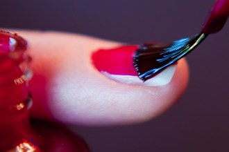 anti-rape nail polish