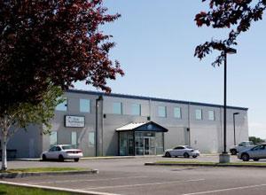 YAC FItness Building