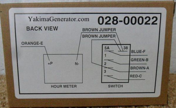 onan generator remote start 02800022