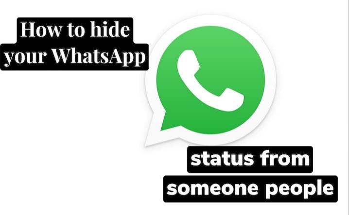 How to hide your WhatsApp status from some people, WhatsApp picture.jpg