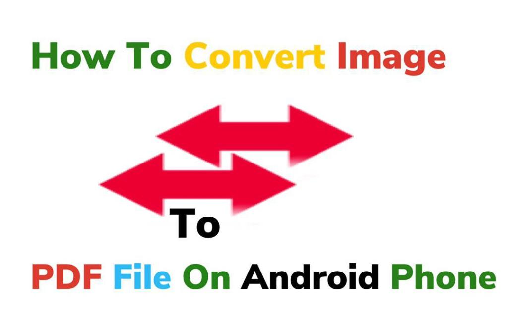 How to convert image to PDF file on android