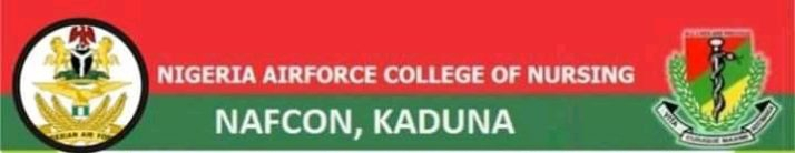 NAFCON: Nigeran Airforce College Of Nursing 2021/2022 Admission Form