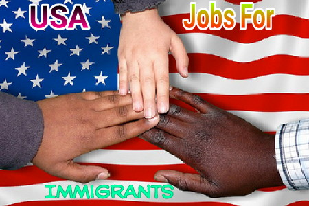 USA Jobs For Immigrants: With Visa Approval