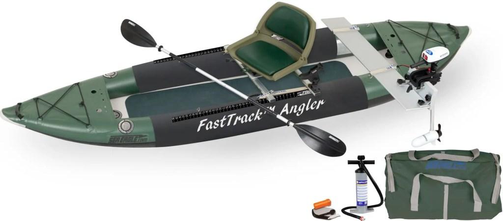 Sea Eagle 385fta Fast Track Angler