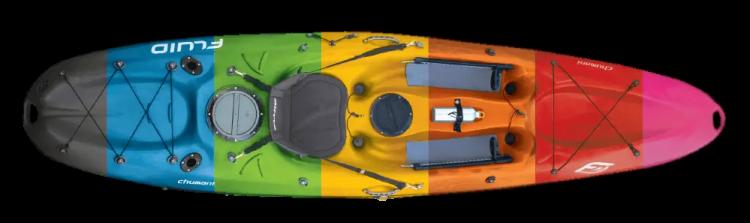 Foreign Kayak Fluid Chumani Angler