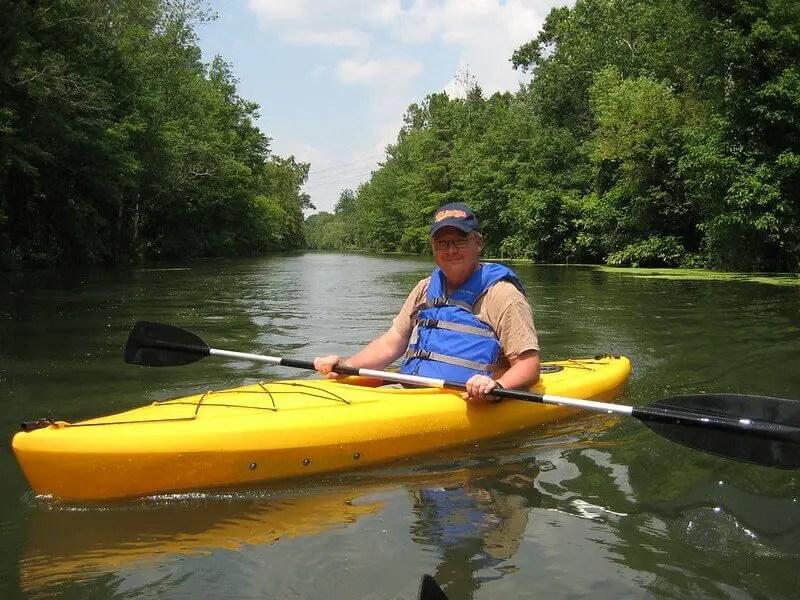 Kaweah River Rider