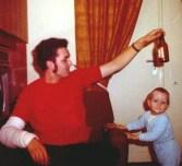 In Wedel mit Papa und Bier