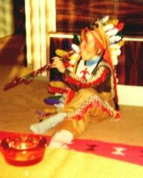 Fasching Indiander 1976