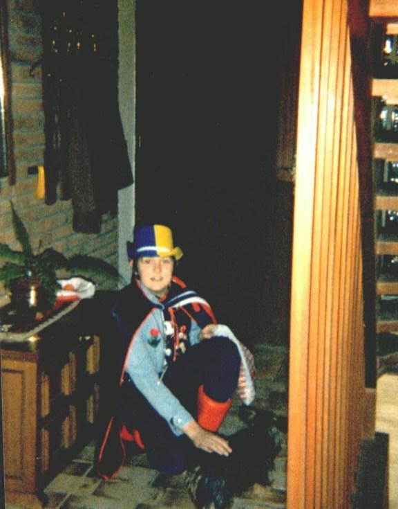 Sylvester Rummelpott 1984