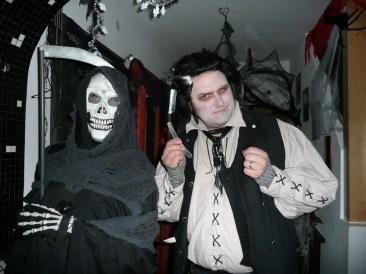 Halloween 2008 - Sweeney Todd