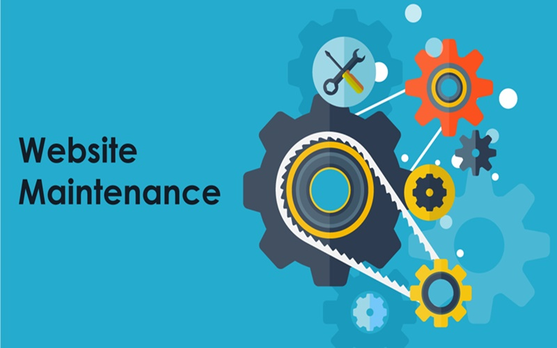 Types of website support and maintenance services