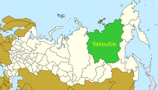 voyage en Yakoutie terre des extrêmes