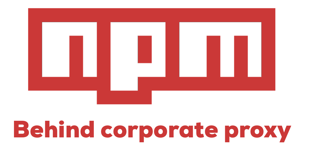 NPM and corporate proxy  pac - Yaku Coding