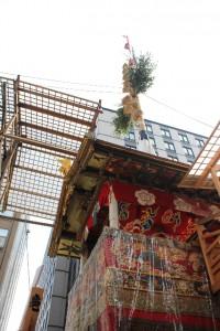 祇園祭の山鉾巡行のコースの穴場は?日程と見どころなど紹介します。