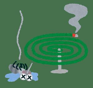 蚊取り線香の効果についてですが、赤ちゃんや妊婦に害はないのでしょうか?
